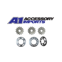 SUPERSPROX 15T HONDA XR650 FRONT SPROCKET