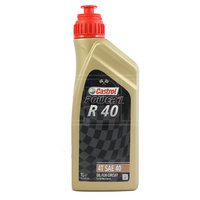 CASTROL POWER 1 R40 LUBRICANT 1 LITRE