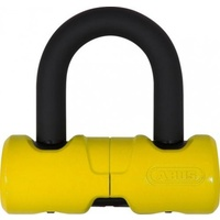 ABUS BRAKE DISK LOCK 405 YELLOW