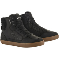 ALPINESTARS J6 WATERPROOF RIDE SHOE BLACK/GUM