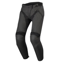 ALPINESTARS STELLA JAGG LEATHER PANTS BLACK