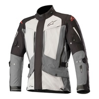 ALPINESTARS YAGUARA DRYSTAR TECH AIR JACKET BLACK GREY ANTHRACITE