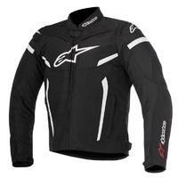 ALPINESTARS T-GP PLUS v2 AIR JACKET BLACK WHITE
