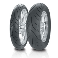 AVON COBRA CHROME FRONT TYRE