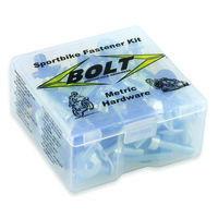 BOLT MOTORCYCLE HARDWARE SPORTBIKE TRACK PACK