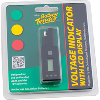 BATTERY TENDER LED LCD VOLT METER DISPLAY