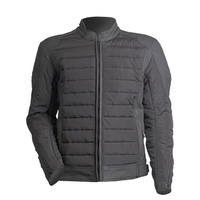 MOTODRY CRUZ JACKET CHARCOAL