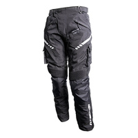 MOTODRY PANTS STREET II WATERPROOF BLACK