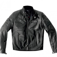 SPIDI ACE LEATHER JACKET MENS