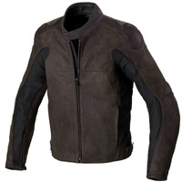 SPIDI EVO TOURER LEATHER JACKET BROWN