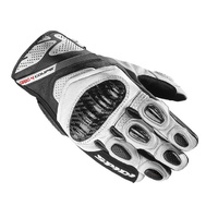 SPIDI CARBO 4 COUPE BLACK WHITE GLOVE