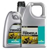 FORMULA 4T SEMI SYNTHETIC 15W 50