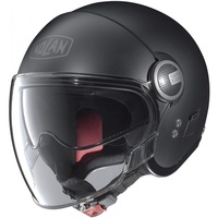 NOLAN N-21V (WITH EXTERNAL VISOR) FLAT BLACK 10