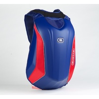 OGIO NO DRAG MACH 3 BLUE RED