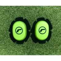 KNEE SLIDERS NEON YELLOW PAIR