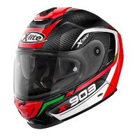 X-903 ULTRA CARBON CAVALCADE CARBON / RED / WHITE